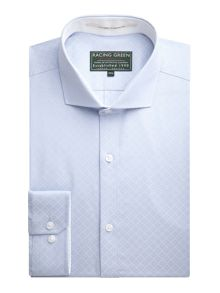 Racing Green Guild Dobby Formal Shirt