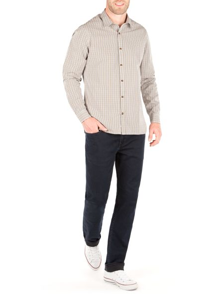 Racing Green George Multi Check Shirt