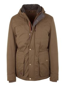 Racing Green Mallory parka
