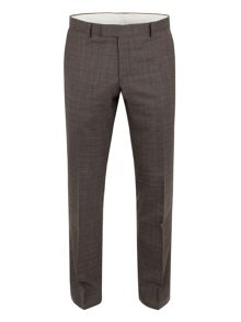 Hague Heritage Check Suit Trouser