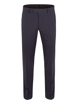 Oliver Tonal Check Slim Fit Suit Trouser
