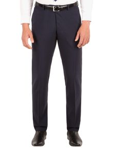 Limehaus Oliver Tonal Check Slim Fit Suit Trouser