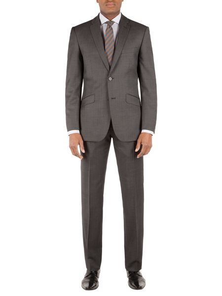 Racing Green Bentley Pindot Suit Trouser
