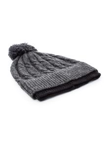 Harley Tipped Bobble Hat