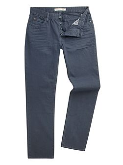 Dene Overdyed Straight Fit Jean