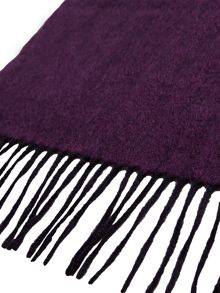 Alexandre of England Watson ombre scarf