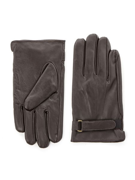 Alexandre of England Gilbert luxe leather glove