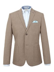 Racing Green Andres puppytooth blazer