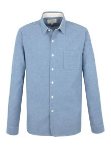 Racing Green Fortune chambray shirt