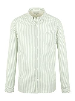 Langley stripe shirt