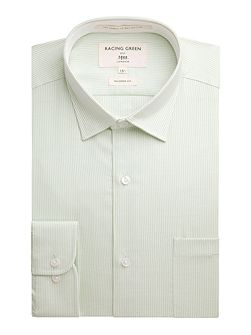 Avalon stripe formal shirt