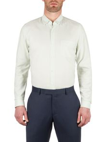 Racing Green Avalon stripe formal shirt