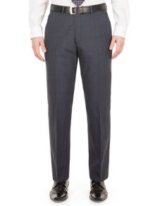 Alexandre of England Barnet Check Regular Fit Trouser