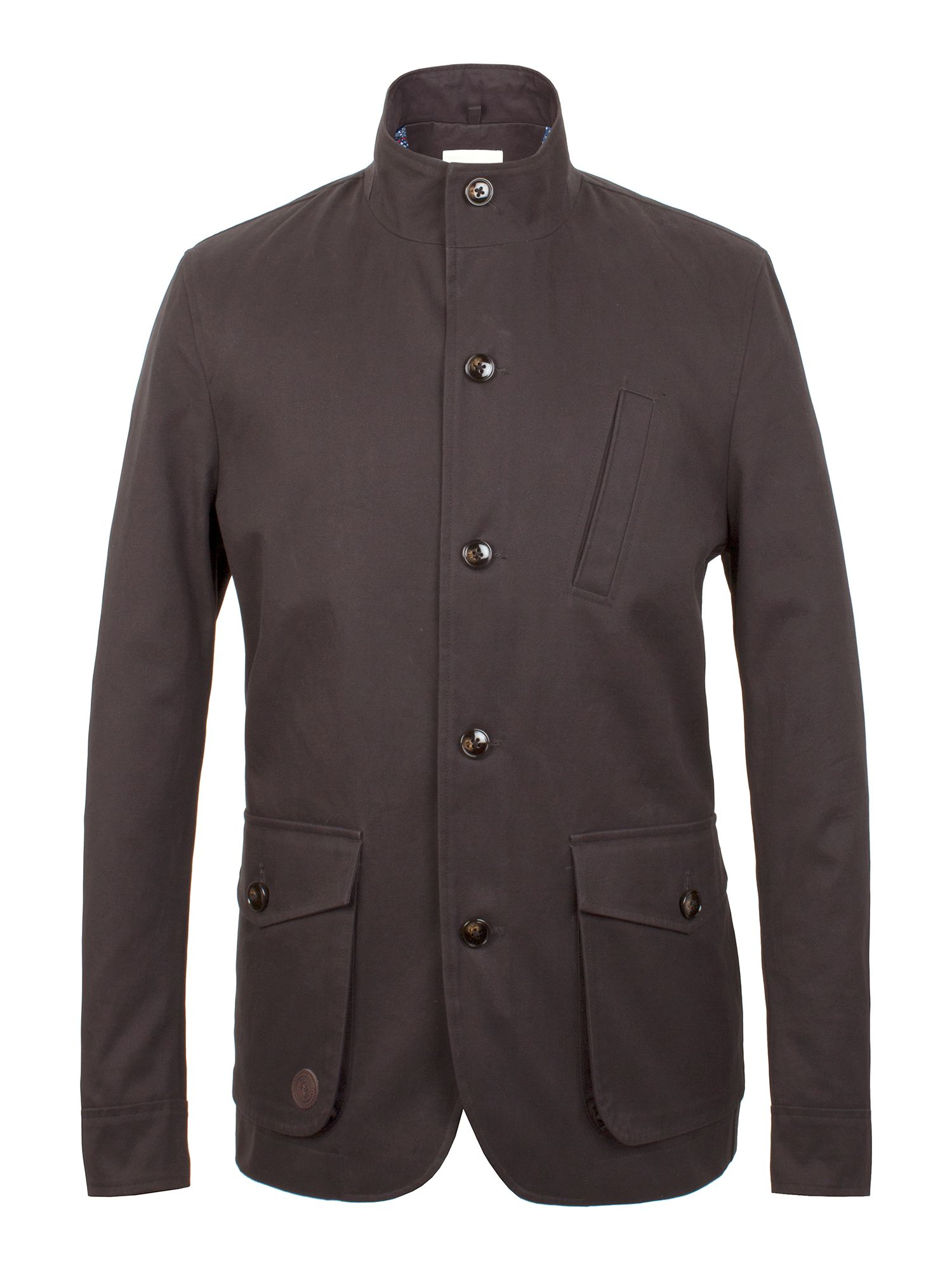 Optym | Barbour Welt Tailored Jacket Green