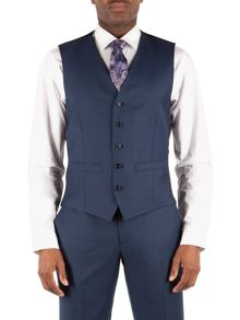 Alexandre of England Brunswick tailored fit waistcoat