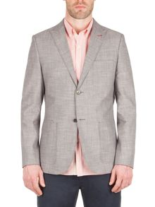 Racing Green Parson cotton blazer