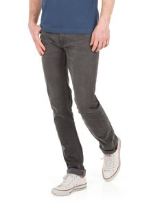 Racing Green Marr slim fit grey wash jean