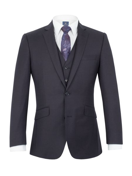 Alexandre of England Hammersmith tailored fit jacket