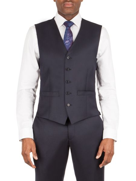 Alexandre of England Hammersmith tailored fit waistcoat