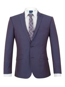 Armitage purple mohair suit