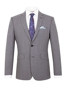 Hackney check tailored fit jacket