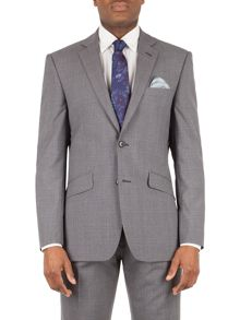 Alexandre of England Hackney check tailored fit jacket