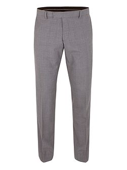 Hackney check tailored fit trouser