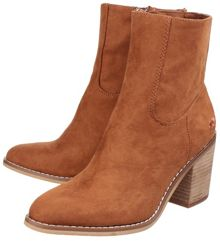 Rocket Dog Dannis zip up ankle boots
