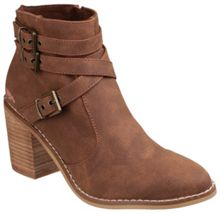 Rocket Dog Deon zip up boots