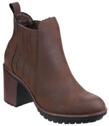 Rocket Dog Raegan gusset ankle boots