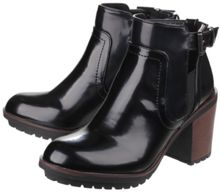 Rocket Dog Reese buckle fastening boots