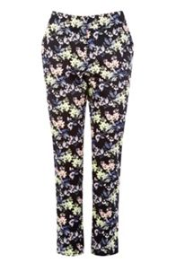 Wisteria Printed Trousers