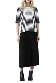 Tuck fron culottes