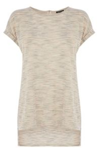 Textured space dye top