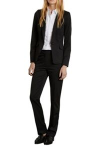 Stab Stitch Tailored Blazer