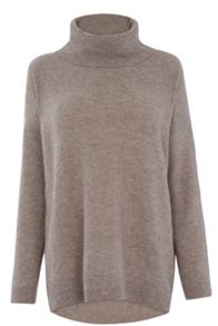 Cowl Slouchy Jumper