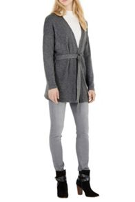 Warehouse Belted Cardi