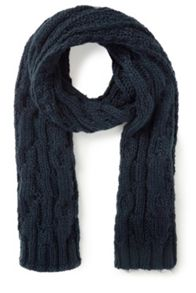 Cable Knitt Scarf