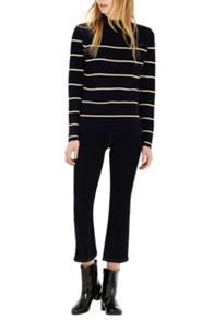 Stripe Turtle Jumper