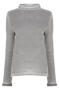 Warehouse Ottoman Stripe Jumper