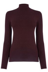 Warehouse Turtle Neck Top