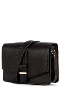 Belt Detail Shoulder Bag