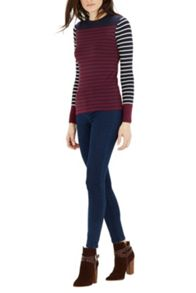 Warehouse Breton Stripe Jumper
