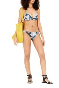 Warehouse Premium Floral Bikini Bottom