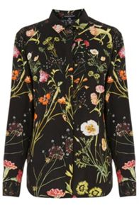 Warehouse Scatter Floral Shirt
