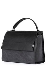 Warehouse Slouchy Zipped Satchel