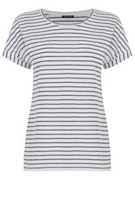 Warehouse Breton Stripe T-Shirt