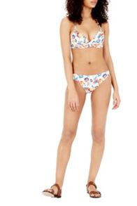 Warehouse Floral Bikini Bottom