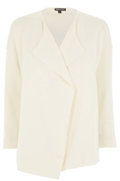 Warehouse Short Cardi Coat