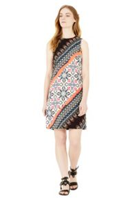 Warehouse Latina Printed Shift Dress